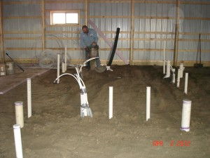 Commercial Plumbing In-Floor Heating