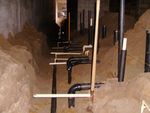 Ice Arena Commercial Plumbing Projects
