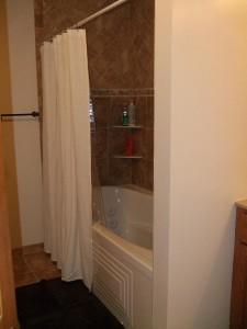 Residential Plumbing for Shower
