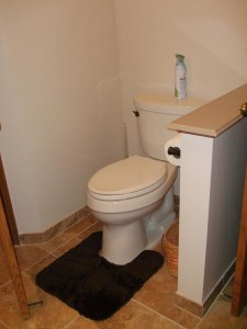 Residential Plumbing for Bathroom