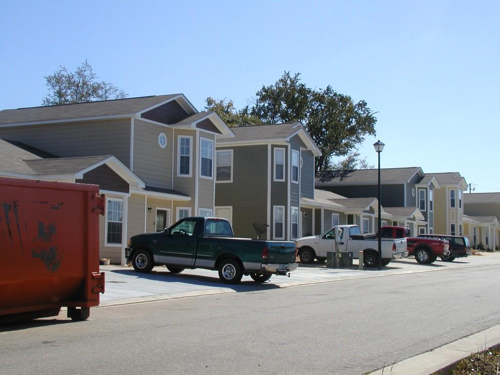 New Construction Plumbing - Housing Development