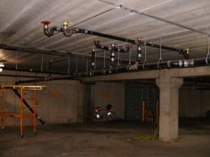 Commercial Plumbing Concrete