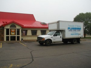 Commercial Plumbing Pizza Hut