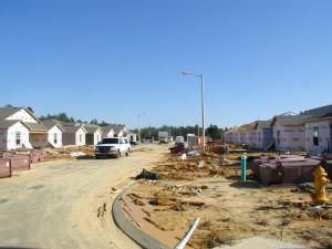 New Housing Plumbing Project