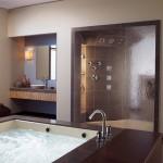 Day Spa Bathroom Plumbing