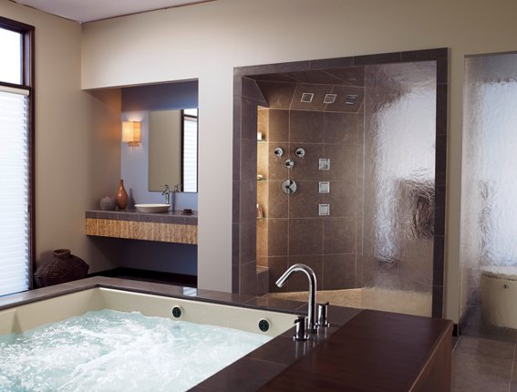 Bathroom Plumbing Day Spa