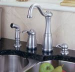 Professional Faucet Installation